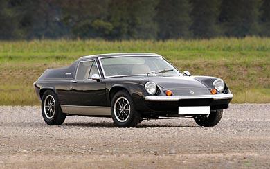 1966 Lotus Europa wallpaper thumbnail.
