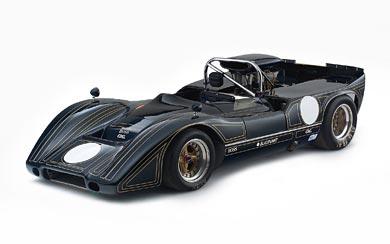 1968 McLaren M6B wallpaper thumbnail.