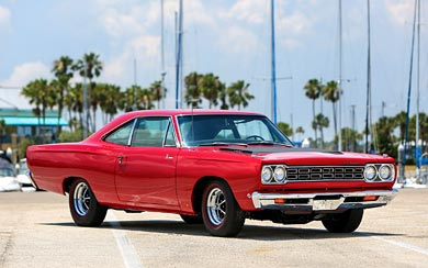 1968 Plymouth Road Runner Coupe wallpaper thumbnail.