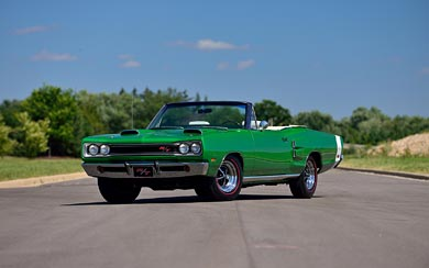 1969 Dodge Coronet R/T wallpaper thumbnail.