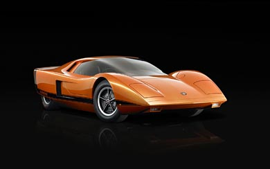 1969 Holden Hurricane Concept wallpaper thumbnail.