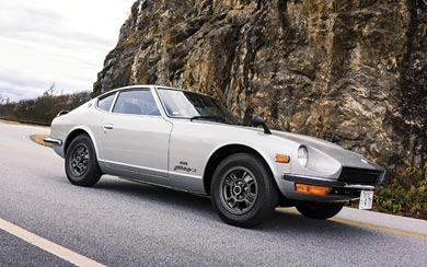 1969 Nissan Fairlady Z432 wallpaper thumbnail.