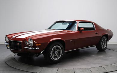 1970 Chevrolet Camaro Z28 RS wallpaper thumbnail.