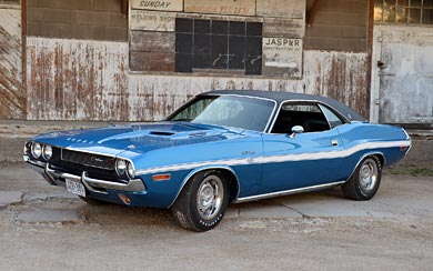 1970 Dodge Challenger R/T SE wallpaper thumbnail.