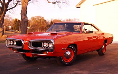 1970 Dodge Coronet Super Bee wallpaper thumbnail.