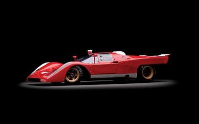1970 Ferrari 512 M wallpaper thumbnail.