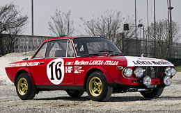 1970 Lancia Fulvia Coupe 1600 HF Corsa wallpaper thumbnail.