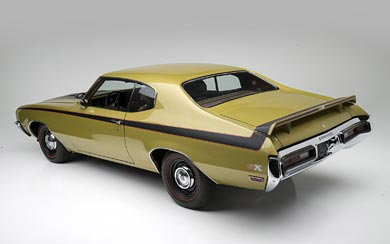 1971 Buick GSX wallpaper thumbnail.