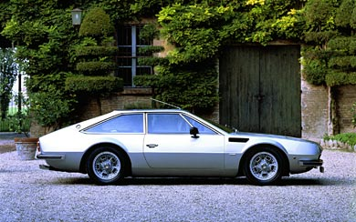 1973 Lamborghini Jarama wallpaper thumbnail.
