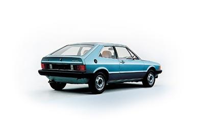 1975 Volkswagen Scirocco wallpaper thumbnail.