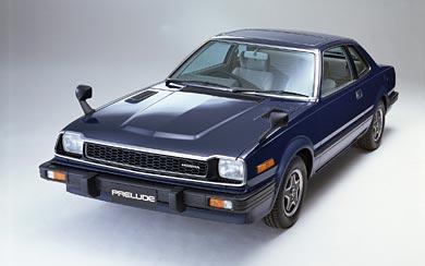 1978 Honda Prelude wallpaper thumbnail.