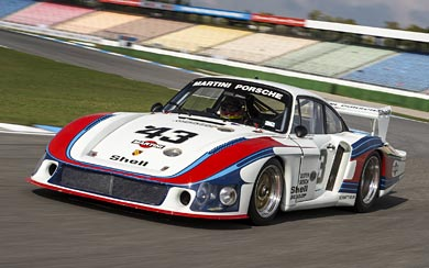 1978 Porsche 935/78 Moby Dick wallpaper thumbnail.