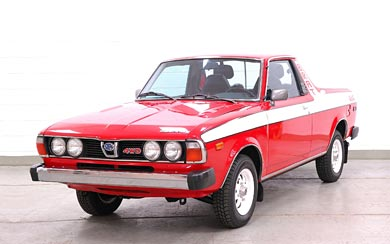 1978 Subaru BRAT wallpaper thumbnail.