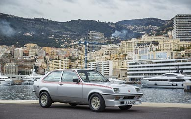 1979 Vauxhall Chevette HS wallpaper thumbnail.