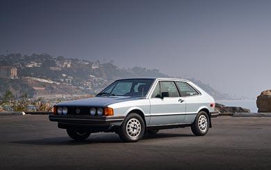 1981 Volkswagen Scirocco GT wallpaper thumbnail.