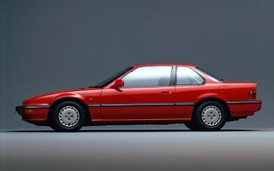 1987 Honda Prelude wallpaper thumbnail.