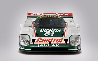 1988 Jaguar XJR-9 wallpaper thumbnail.