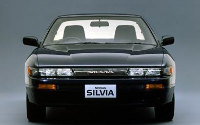 1988 Nissan Silvia wallpaper thumbnail.