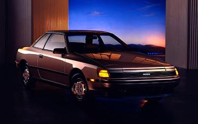 1988 Toyota Celica wallpaper thumbnail.