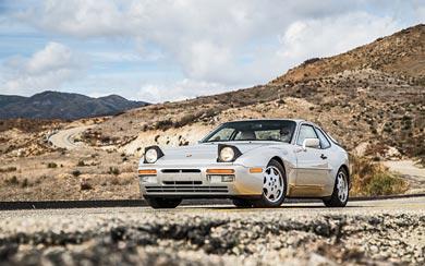 1989 Porsche 944 S2 wallpaper thumbnail.