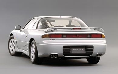 1990 Mitsubishi 3000GT wallpaper thumbnail.