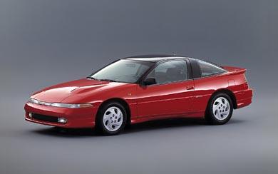 1990 Mitsubishi Eclipse wallpaper thumbnail.