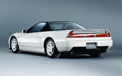 1992 Honda NSX-R wallpaper thumbnail.