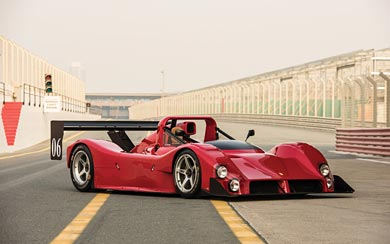 1993 Ferrari 333 SP wallpaper thumbnail.