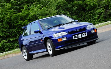 1993 Ford Escort RS Cosworth wallpaper thumbnail.