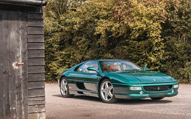 1994 Ferrari F355 Berlinetta wallpaper thumbnail.