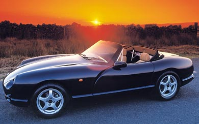 1994 TVR Chimaera wallpaper thumbnail.