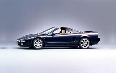 1995 Honda NSX-T wallpaper thumbnail.