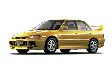 1995 Mitsubishi Lancer GSR Evolution III wallpaper thumbnail.