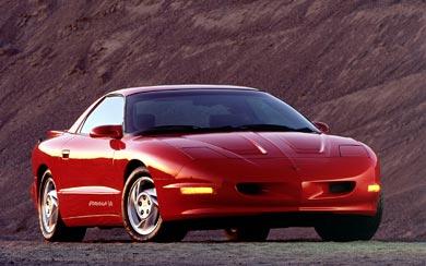1996 Pontiac Firebird Formula wallpaper thumbnail.