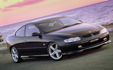 1998 Holden Coupe Concept wallpaper thumbnail.