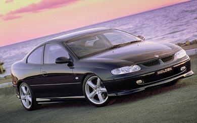 1998 Holden Coupe Concept wallpaper thumbnail.