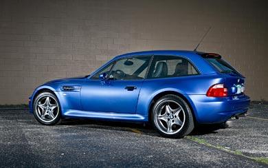 1999 BMW M Coupe wallpaper thumbnail.