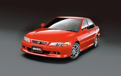 2000 Honda Accord Euro R wallpaper thumbnail.