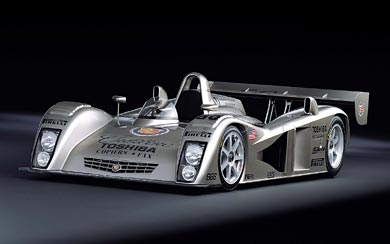2001 Cadillac Northstar LMP 01 wallpaper thumbnail.