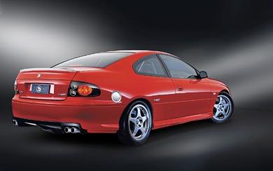 2002 Holden HSV HRT 427 Concept wallpaper thumbnail.