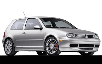 2002 Volkswagen Golf GTI 337 Edition wallpaper thumbnail.