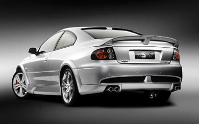 2003 Holden Monaro Coupe 4 wallpaper thumbnail.
