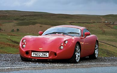 2003 TVR T440 wallpaper thumbnail.
