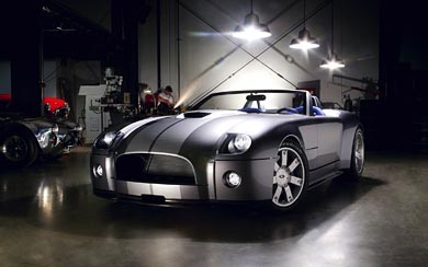 2004 Ford Shelby Cobra Concept wallpaper thumbnail.