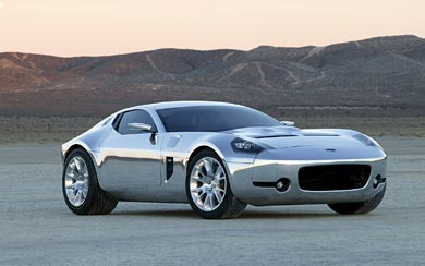 2004 Ford Shelby GR-1 Concept wallpaper thumbnail.