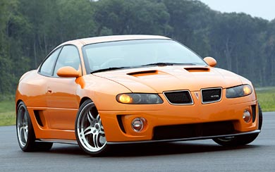 2004 Pontiac GTO Ram Air 6 Concept wallpaper thumbnail.