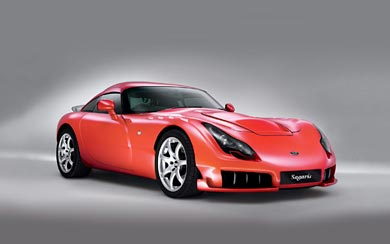 2004 TVR Sagaris wallpaper thumbnail.