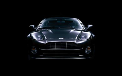 2005 Aston Martin Vanquish S wallpaper thumbnail.