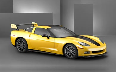 2005 Chevrolet Corvette Show & Go Concept wallpaper thumbnail.