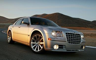 2005 Chrysler 300C SRT8 wallpaper thumbnail.